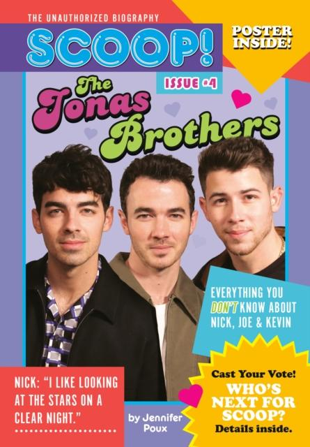 The Jonas Brothers : Issue #4