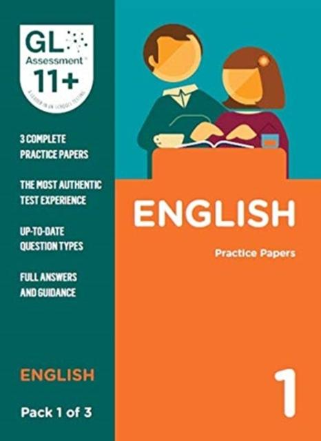 11+ Practice Papers English Pack 1 (Multiple Choice)