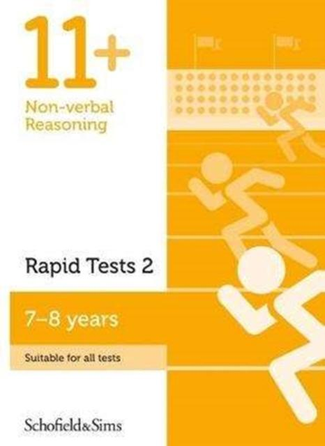 11+ Non-verbal Reasoning Rapid Tests Book 2: Year 3, Ages 7-8