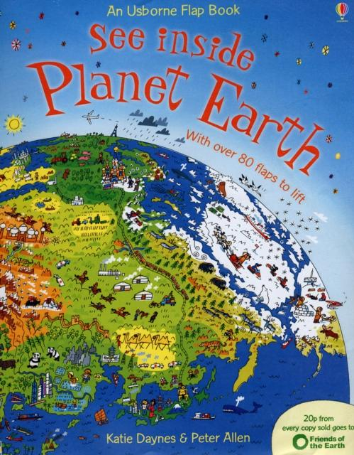 See Inside Planet Earth Popular Titles Usborne Publishing Ltd