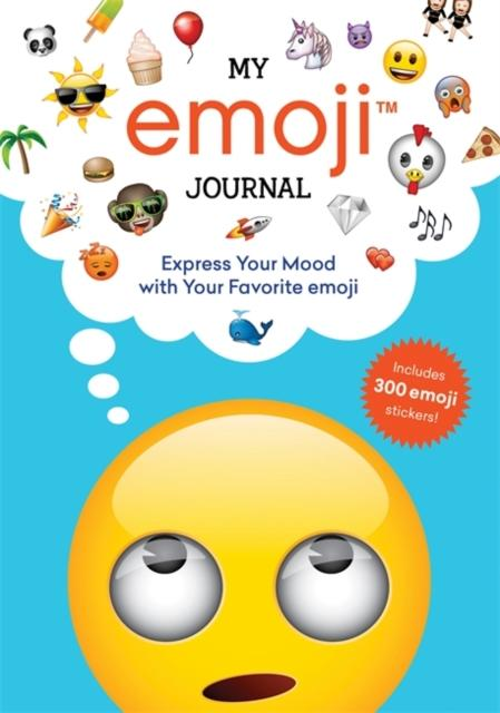 My emoji Journal : Express Yourself with Your Favorite emoji