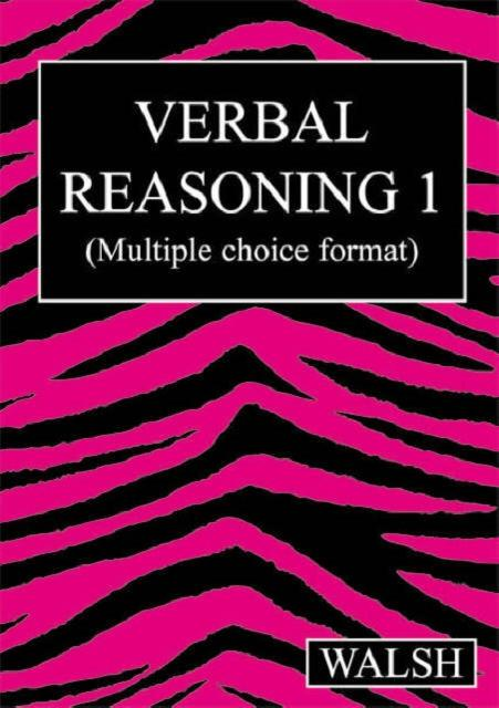 Verbal Reasoning : Papers 1-4 Multiple Choice Version bk. 1