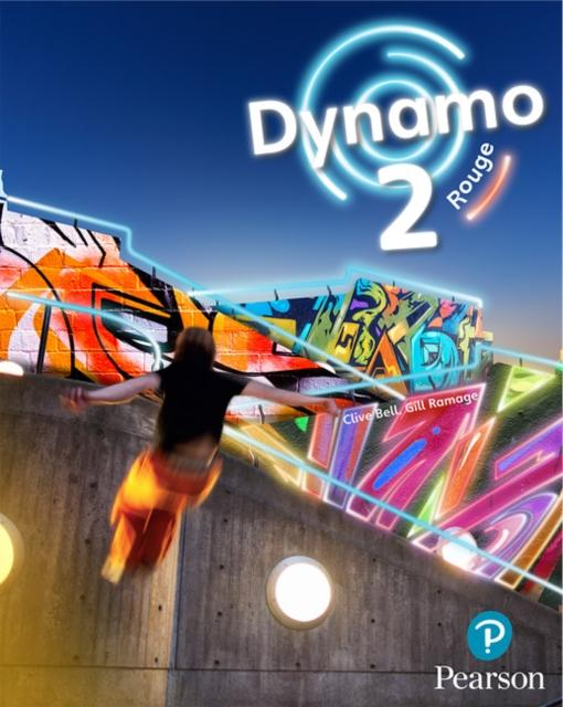 Dynamo 2 Rouge Pupil Book (Key Stage 3 French)