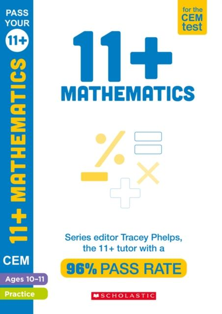 11+ Mathematics Practice and Assessment for the CEM Test Ages 10-11