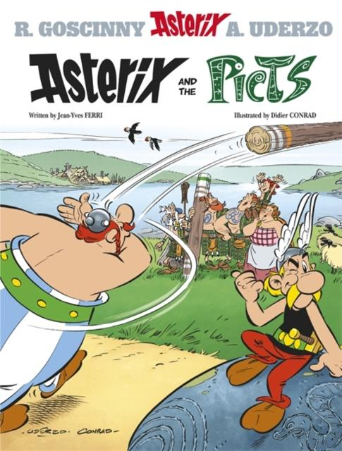 Asterix: Asterix and the Picts : Album 35