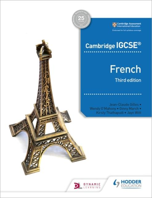 Cambridge IGCSE (TM) French Student Book Third Edition