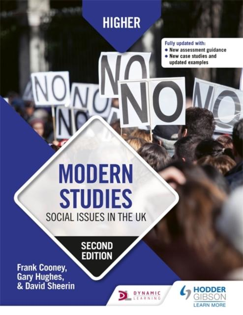 Higher Modern Studies: Social Issues in the UK: Second Edition