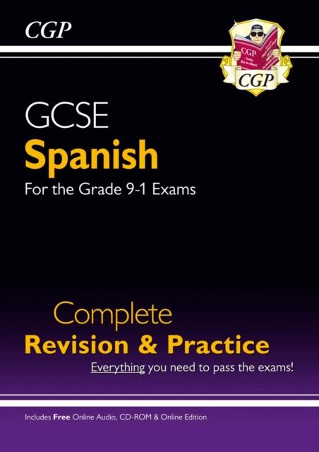 GCSE Spanish Complete Revision & Practice (with CD & Online Edition) - Grade 9-1 Course