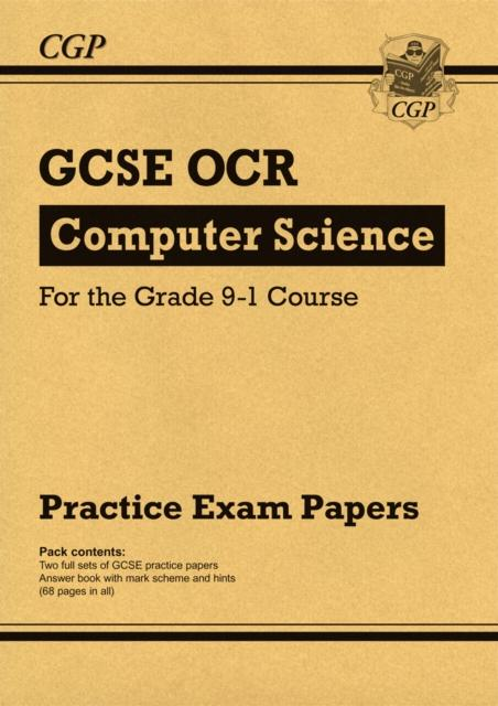 GCSE Computer Science OCR Practice Papers - for exams in 2021