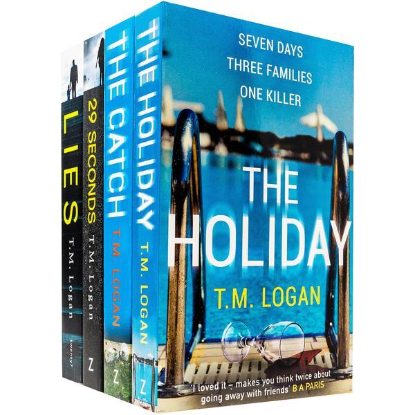 T M Logan Collection 4 Books Set - Paperback - Age Young Adult Fiction