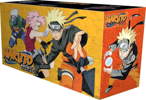 Naruto Box Set 2: 28-48 Box Set Collection - Manga - Paperback - Masashi Kishimoto - Books2Door