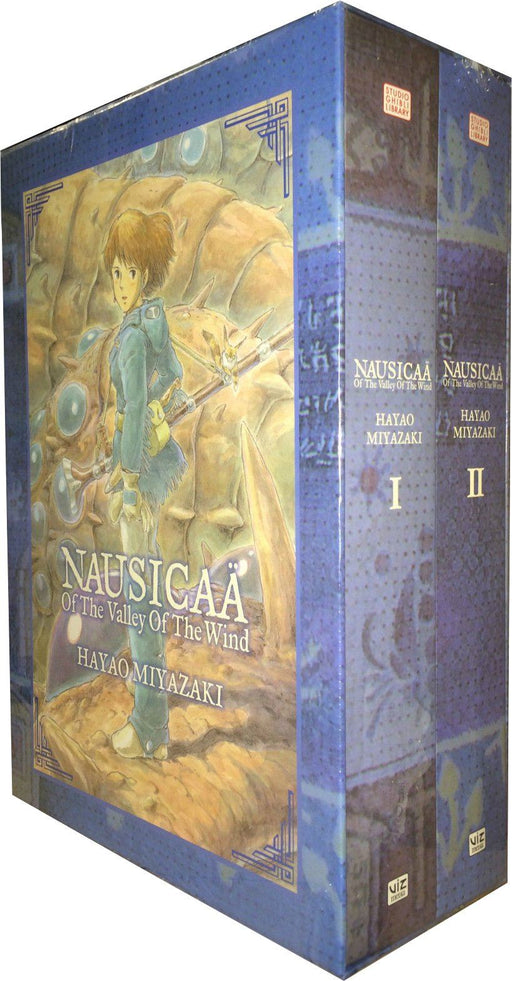 Nausicaa of the Valley of the Wind 2 Books Box Set - Books2Door