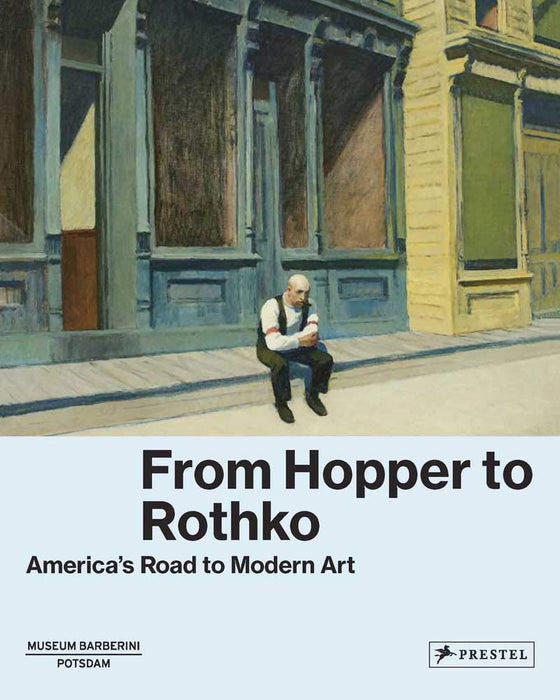 Non Fiction - From Hopper To Rothko: America's Road To Modern Art – 1 Book - Non Fiction – Hardback - Ortrud Westheider