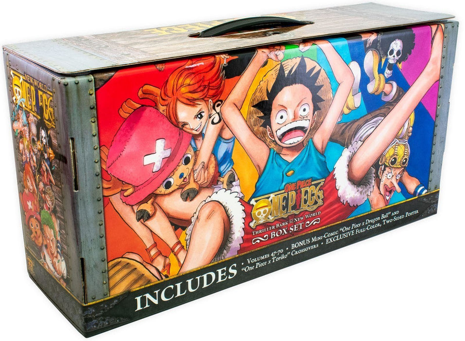 One Piece Collection Box Set 3: 47-70 - Books2Door