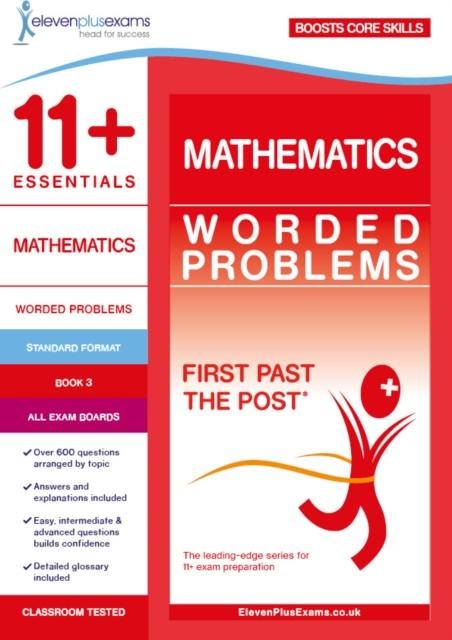 Popular Titles - 11+ Essentials Mathematics: Worded Problems Book 3