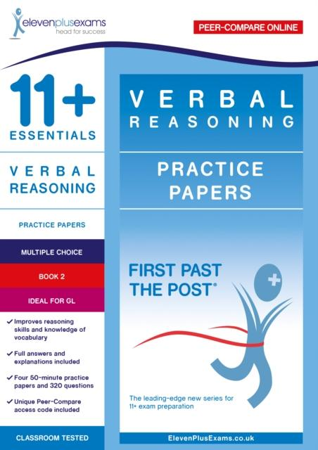 11+ Essentials Verbal Reasoning Practice Papers Book 2 Popular Titles Eleven Plus Exams