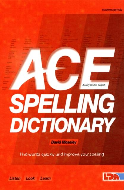 ACE Spelling Dictionary Popular Titles LDA