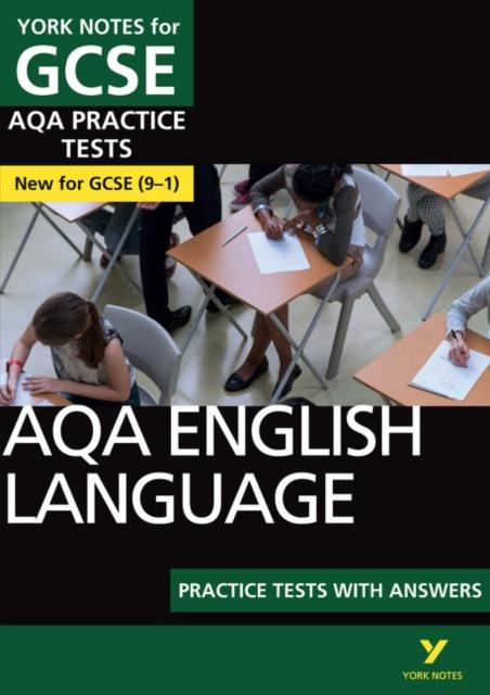 Popular Titles - AQA English Language Practice Tests With Answers: York Notes For GCSE (9-1)