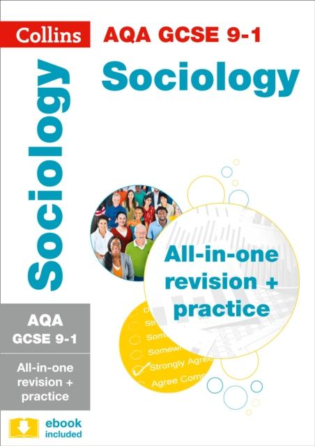 Popular Titles - AQA GCSE 9-1 Sociology All-in-One Complete Revision And Practice : For The 2020 Autumn & 2021 Summer Exams