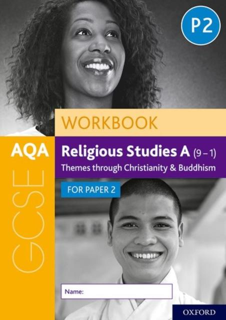 Popular Titles - AQA GCSE Religious Studies A (9-1) Workbook: Themes Through Christianity And Buddhism For Paper 2