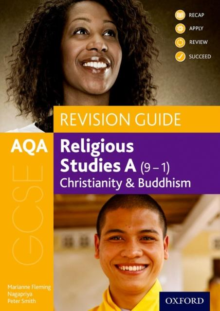 Popular Titles - AQA GCSE Religious Studies A: Christianity And Buddhism Revision Guide