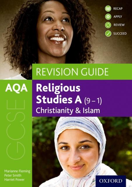 Popular Titles - AQA GCSE Religious Studies A: Christianity And Islam Revision Guide