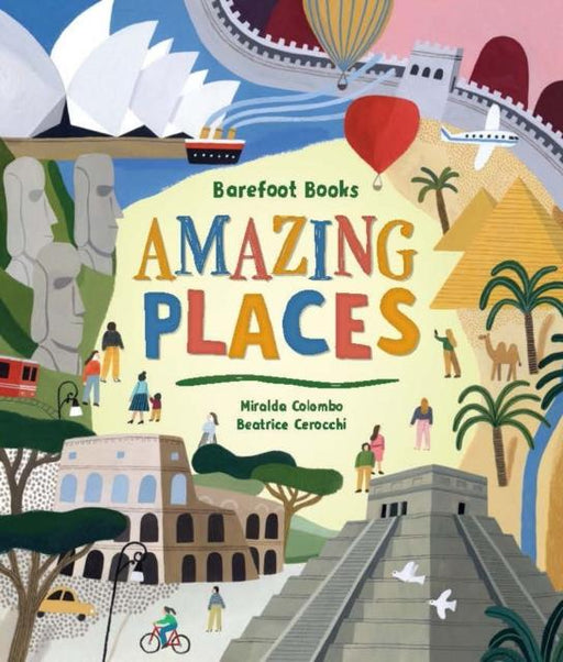Popular Titles - Barefoot Books Amazing Places