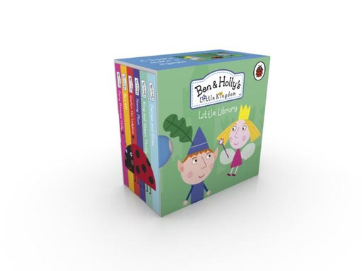Popular Titles - Ben And Holly's Little Kingdom: Little Library