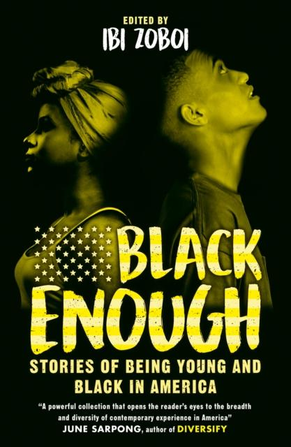 Popular Titles - Black Enough : Stories Of Being Young & Black In America