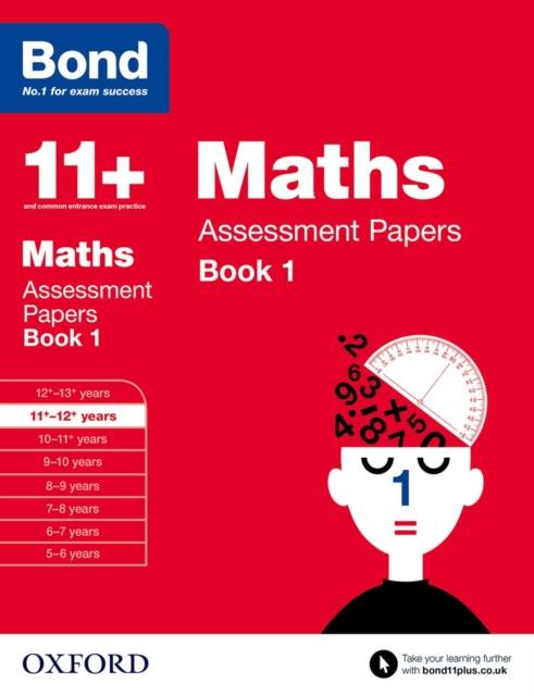 Popular Titles - Bond 11+: Maths: Assessment Papers : 11+-12+ Years Book 1