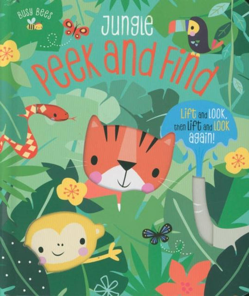 Popular Titles - BUSY BEES JUNGLE PEEKANDFIND