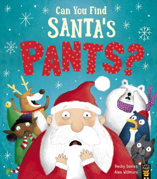 Popular Titles - Can You Find Santa's Pants?