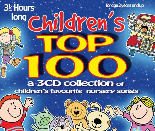 Popular Titles - Children's Top 100 : Children's Favourite Nursery Songs