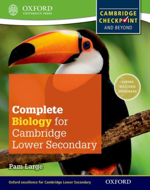 Popular Titles - Complete Biology For Cambridge Lower Secondary : Cambridge Checkpoint And Beyond