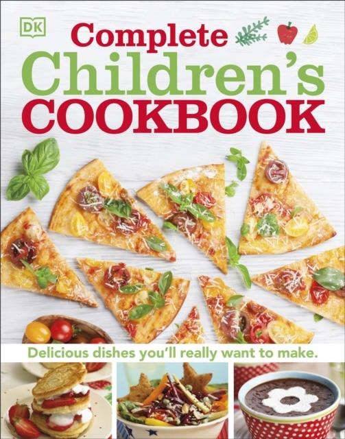 Popular Titles - Complete Children's Cookbook : Delicious Step-by-step Recipes For Young Chefs
