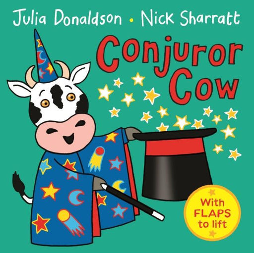 Popular Titles - Conjuror Cow