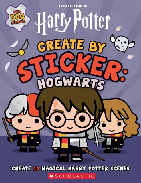 Popular Titles - Create By Sticker: Hogwarts