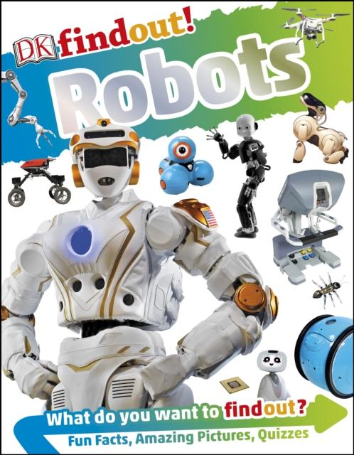 Popular Titles - DKfindout! Robots