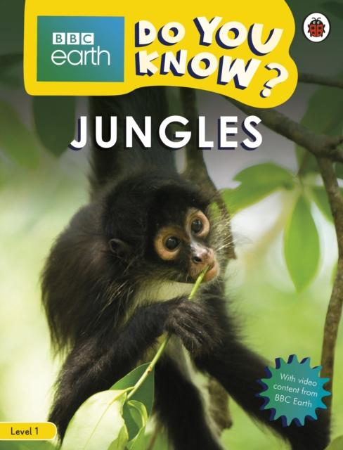 Popular Titles - Do You Know? Level 1 - BBC Earth Jungles
