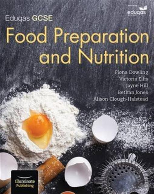 Popular Titles - Eduqas GCSE Food Preparation & Nutrition: Student Book