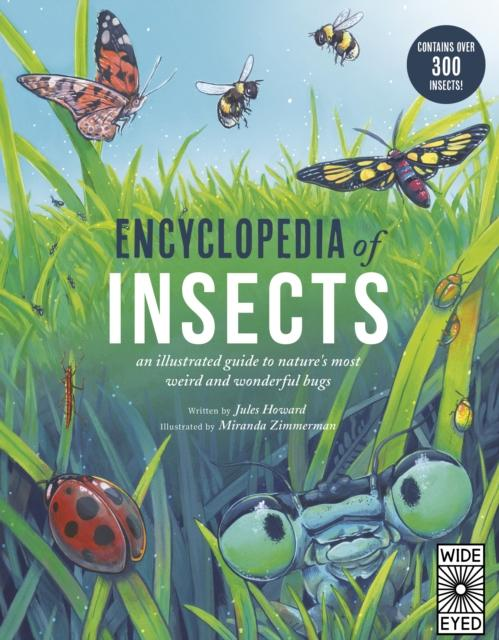Encyclopedia of Insects Popular Titles Wide Eyed Editions