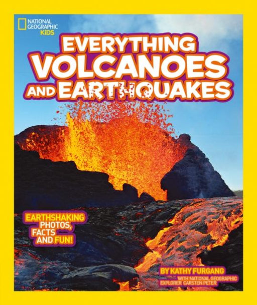 Everything: Volcanoes and Earthquakes Popular Titles HarperCollins Publishers