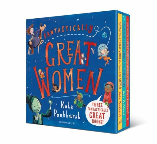 Fantastically Great Women Boxed Set : Gift Editions Popular Titles Bloomsbury Publishing PLC