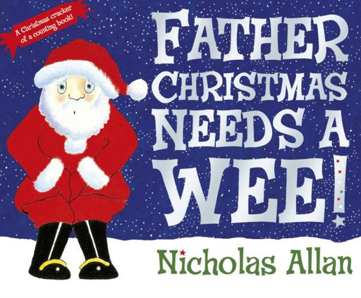 Popular Titles - Father Christmas Needs A Wee