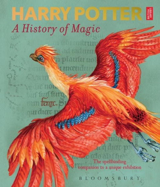 Popular Titles - Harry Potter - A History Of Magic : The Book Of The Exhibition