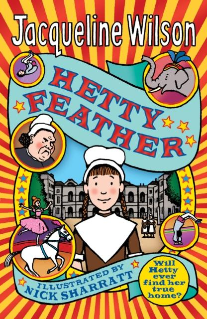 Popular Titles - Hetty Feather