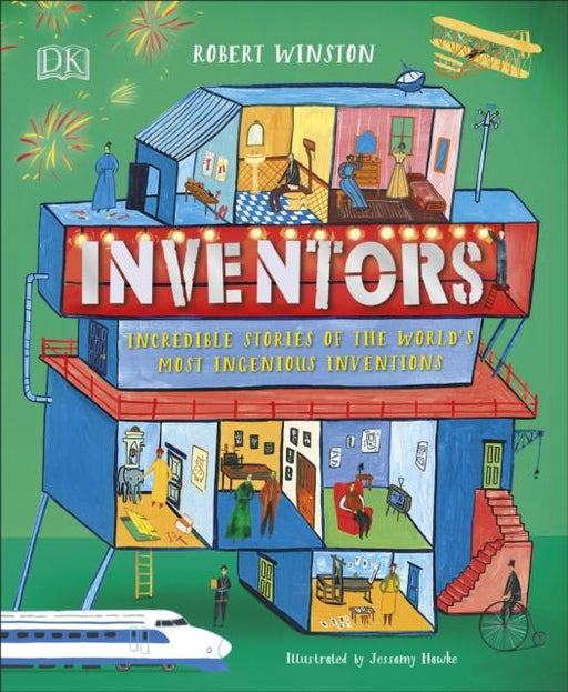 Popular Titles - Inventors : Incredible Stories Of The World's Most Ingenious Inventions