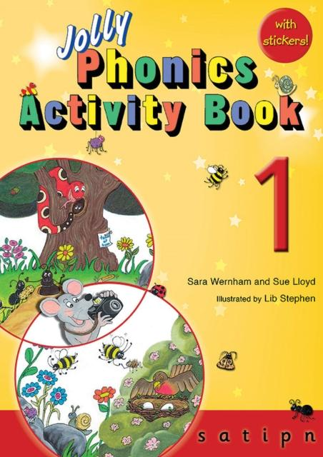 Popular Titles - Jolly Phonics Activity Book 1 : In Precursive Letters (British English Edition)