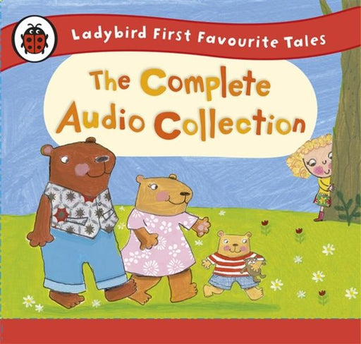 Popular Titles - Ladybird First Favourite Tales: The Complete Audio Collection
