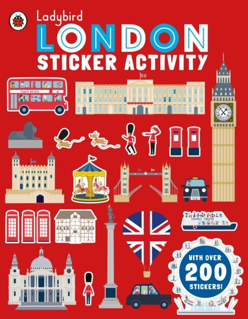 Popular Titles - Ladybird London: Sticker Activity